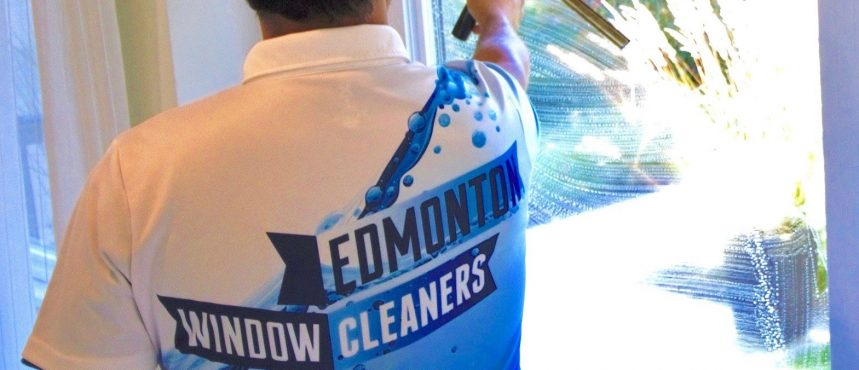 Edmonton window washer